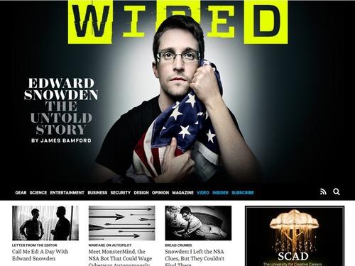 斯诺登:新西兰参与美国全球监控