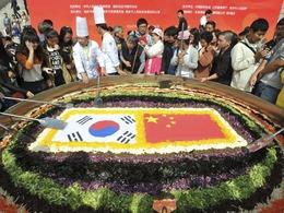 日媒:<br>中韩结盟有四障碍