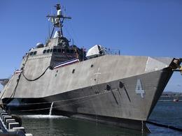 美国将率千艘战舰对抗中国海军