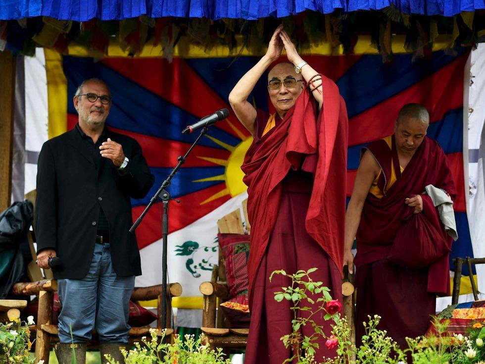 德国八年两次 接待达赖喇嘛惹怒中国