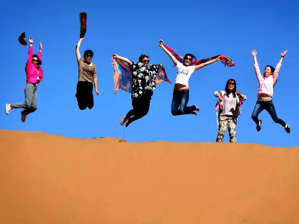 沙漠游 遇见神奇与浪漫