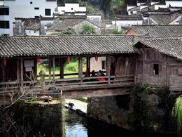 中国历史沉淀下的古建筑风貌