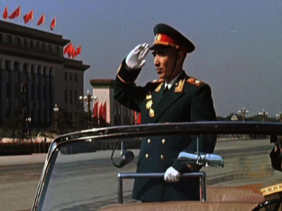 林彪入朝参战自称有三怕