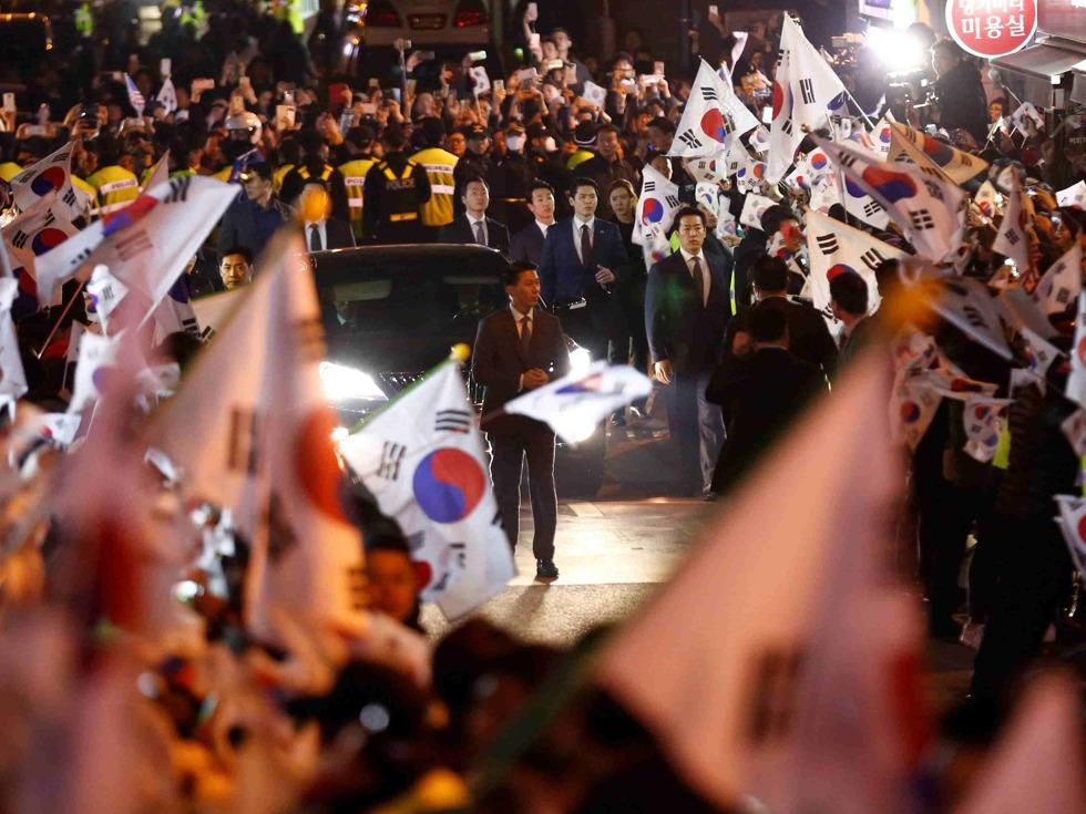 朴槿惠被罷免給韓國下屆總統警示