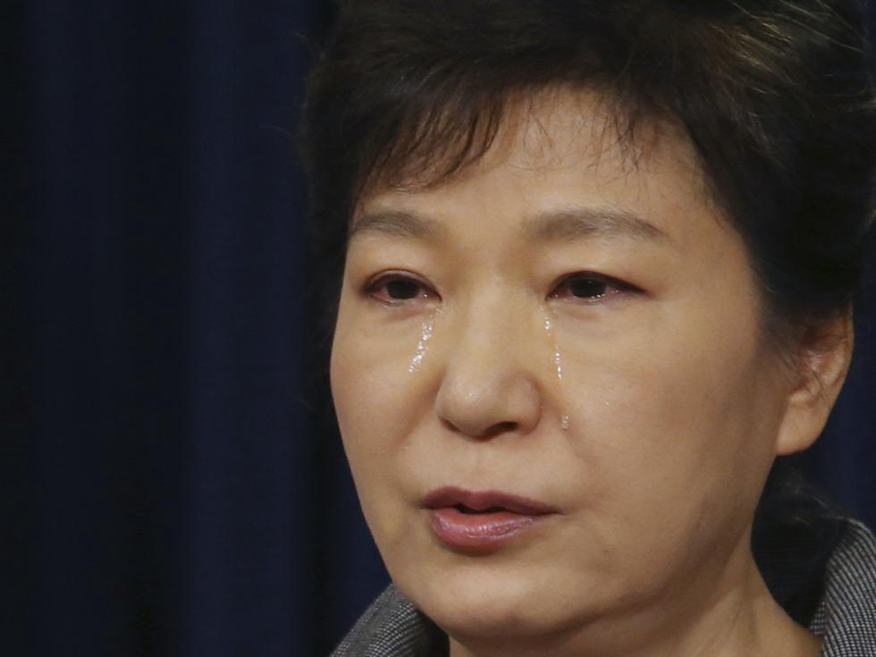 總統彈劾案將成韓國里程碑式事件