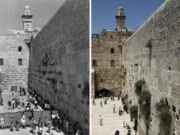 感受耶路撒冷50年变迁