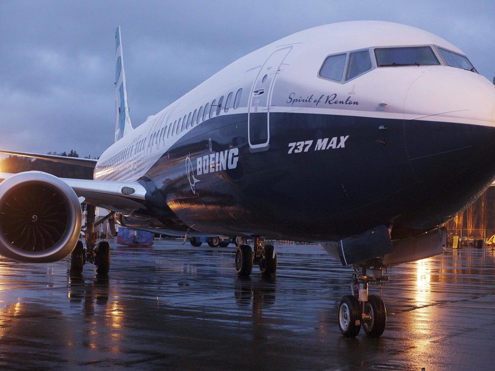 中国停飞波音737MAX8 美媒:或与贸易战有关