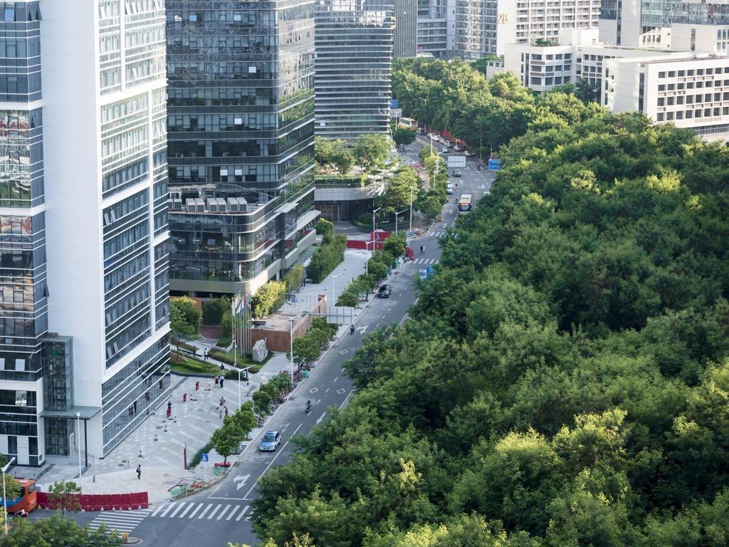 经济学家张五常:中国深圳将成为地球经济中心