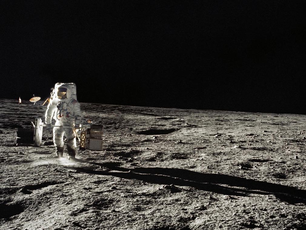 美国最新研究 让月球的惊人秘密曝光了(图)